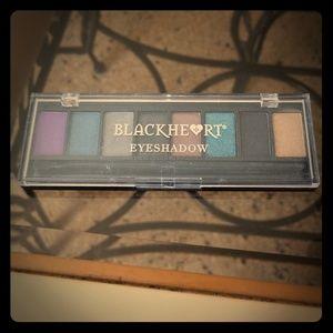 Hot Topic Black Heart Eyeshadow Pallete